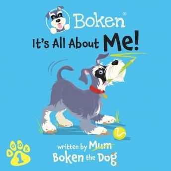 Boken the Dog Audiobook