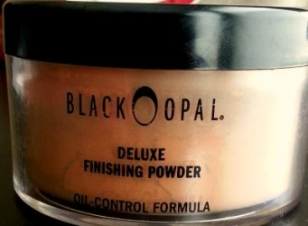 Oil Control For Black Women - a great setting powder from Black Opal Beauty