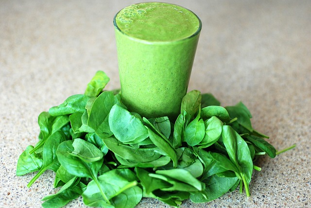 My Discovery of Green Smoothies