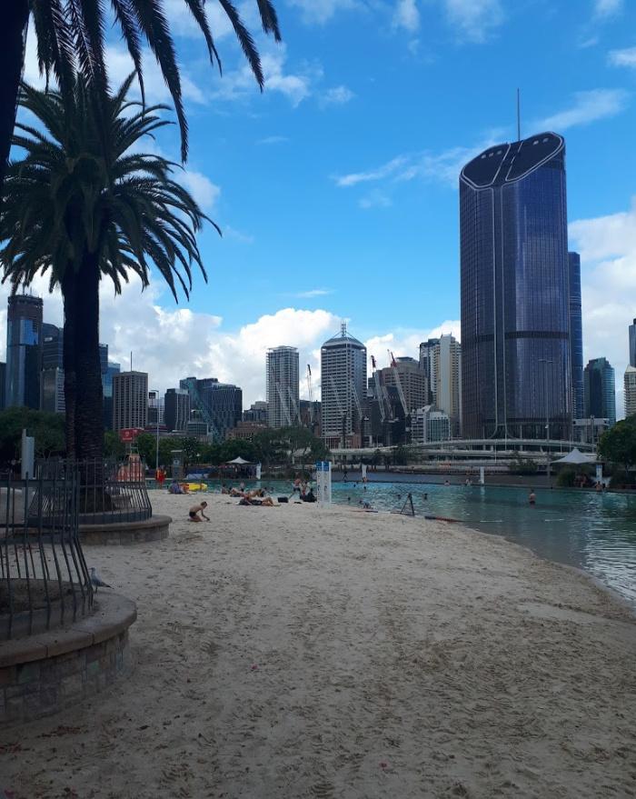 Streets Beach Brisbane - City Beach