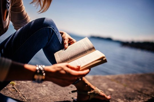 5 Reading Habits That Are Perfectly OK