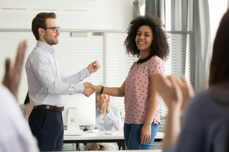 Employee rewards and recognition is an area where expectancy theory can be applied in the workplace.