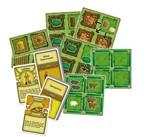 Agricola Strategy Game: Find on Amazon