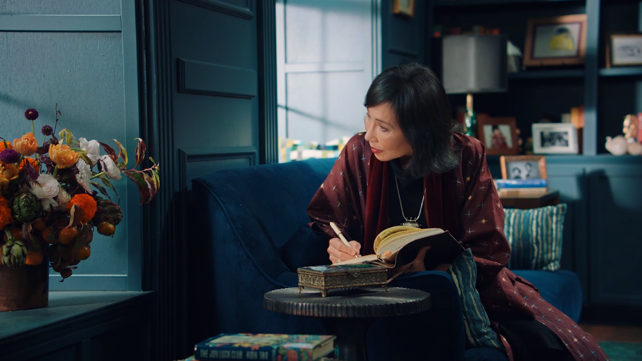 Amy Tan Teaches Fiction, Memory, and Imagination