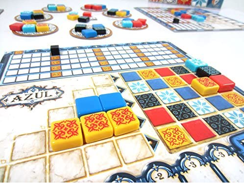 Azul Board Game: Find on Amazon
