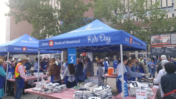 BMO Kid's Day Breakfast
