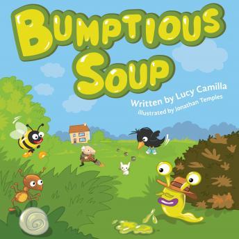Bumptious Soup Kids Audiobook