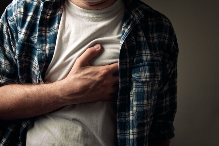 Chest Pain From Anxiety - Why it Occurs and How to Overcome It