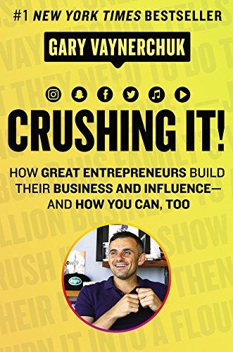 Crushing It! Book