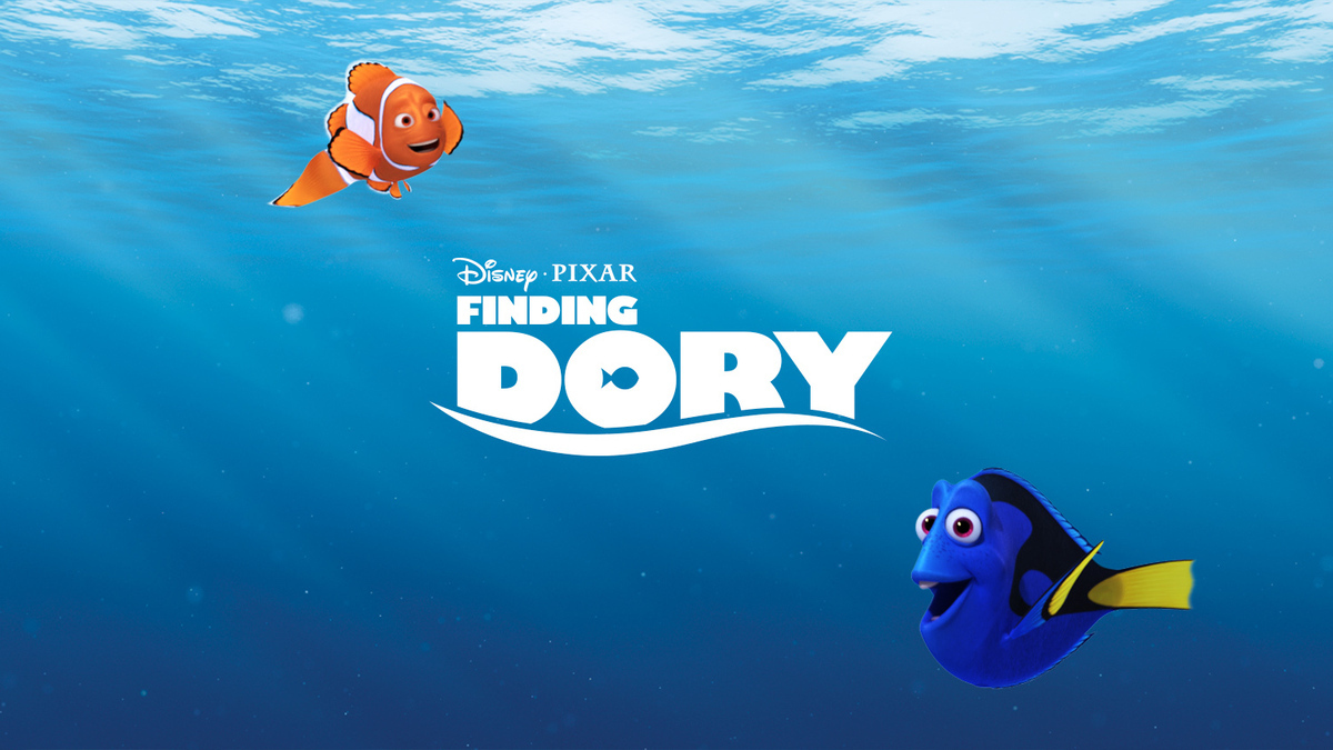 Finding Dory by Disney Pixar