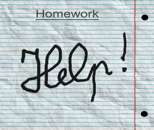 what goof invented homework