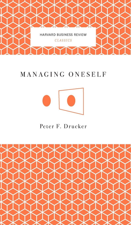 Managing Oneself Book