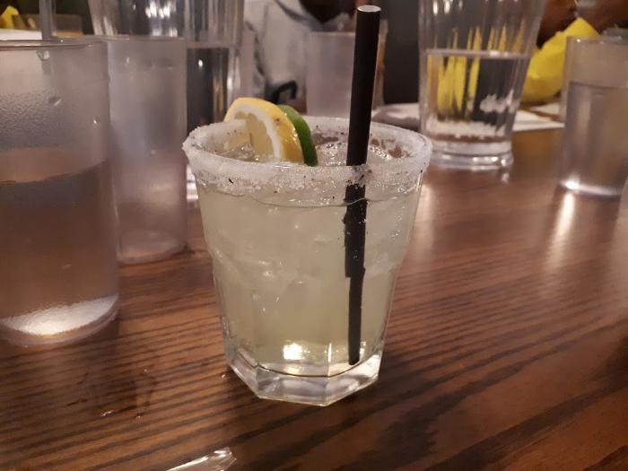 Margarita at Jasper Pizza Place