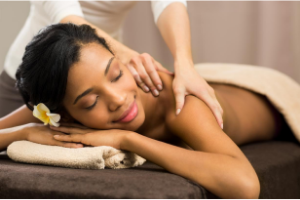 Massage therapists work in low-stress environments