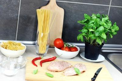 My Speedy Chicken Pasta Recipe