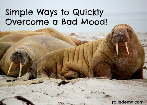 12 Simple Tricks to Overcome a Bad Mood and Start Feeling Better!