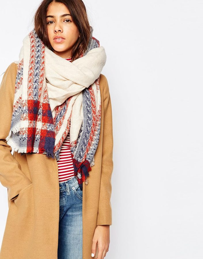 Winter Inspiration - Oversized Scarf