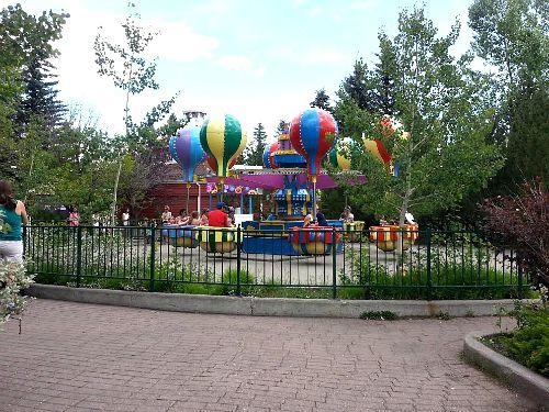 The Samba Spin Calaway Park