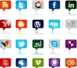 Define social networking by their purposes and activities