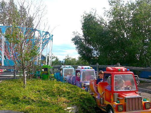Super Trucks Calaway Park Calgary
