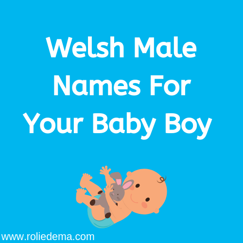 Welsh Male Names | Boy Name Ideas & Meanings