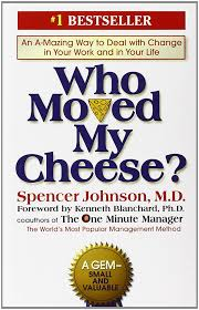 Who Moved My Cheese? Book