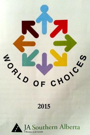 World Of Choices Junior Achievement