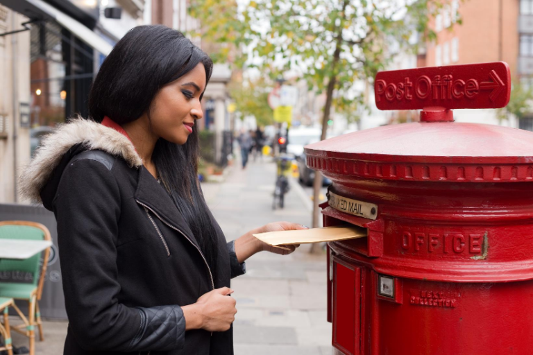 When was the last time you wrote a letter to someone you love?