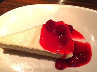 Cheesecake @ Keg's Steakhouse
