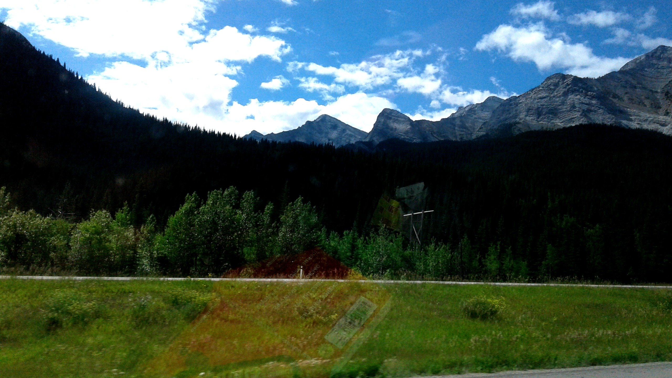The Road Trip to Vancouver through the Rockies of British Columbia