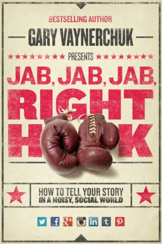 Jab, Jab, Jab, Right Hook Book – How to Prepare, Execute & Stand Out