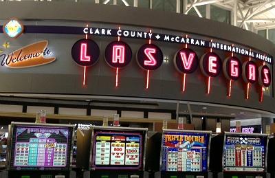 This is Las Vegas!