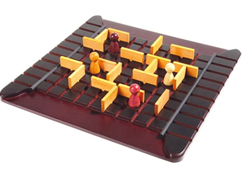 Quoridor Board Game: Find on Amazon